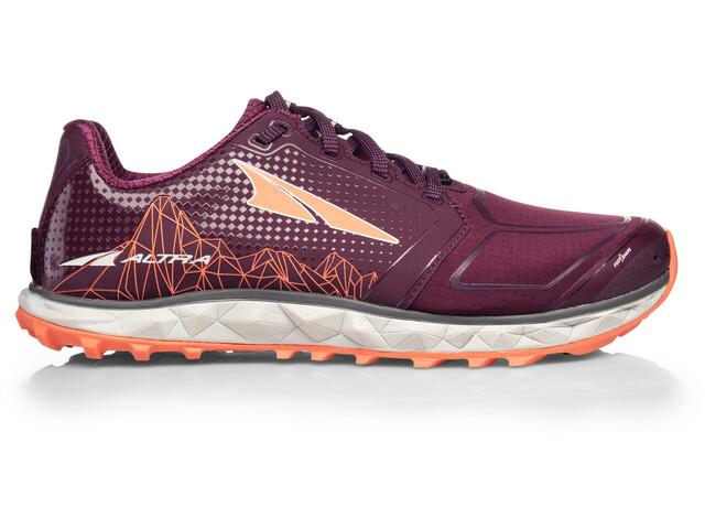Altra Superior 4 Running Shoes Dame plum